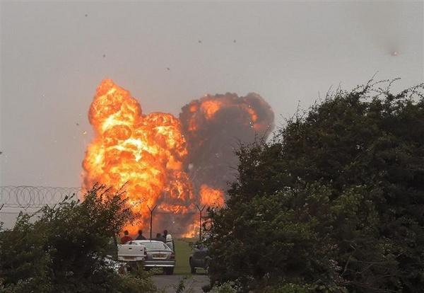 Bombs Away! by geomancer