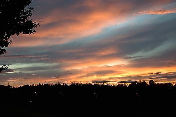 sunset 2 by geosami