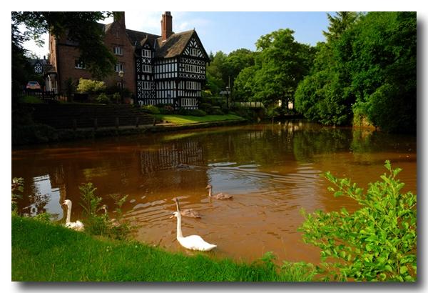 Bridgewater Worsley by barry john