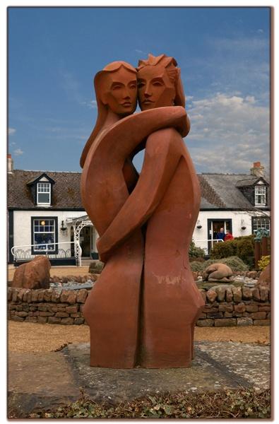 Lovers by barry john