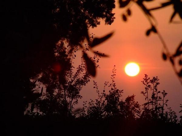 Tuscan Sunset by iainpb