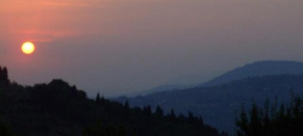 Tuscan Sunset #2 by iainpb