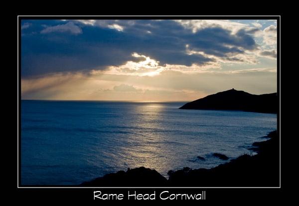 Rame Head, Cornwall by Meg