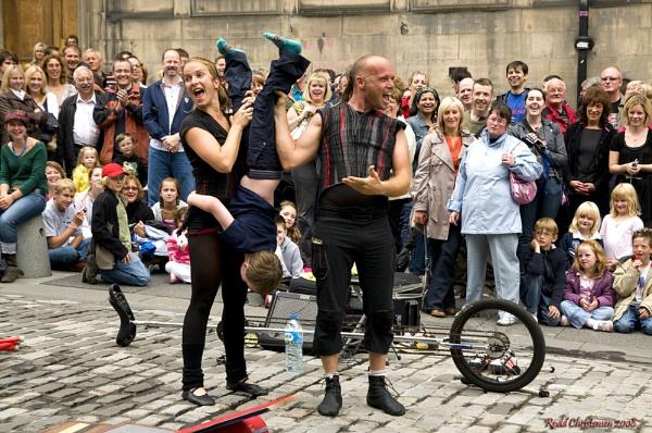 Edinburgh Festival by RoddBC