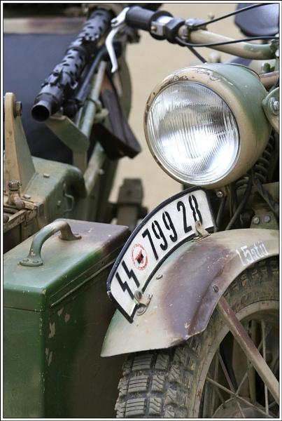 German SS Bike by sidcollins