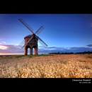 Chesterton Windmill by Nickscape at 05/08/2008 - 7:09 PM