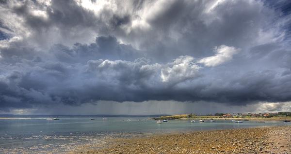 Storm Brewing by albyn