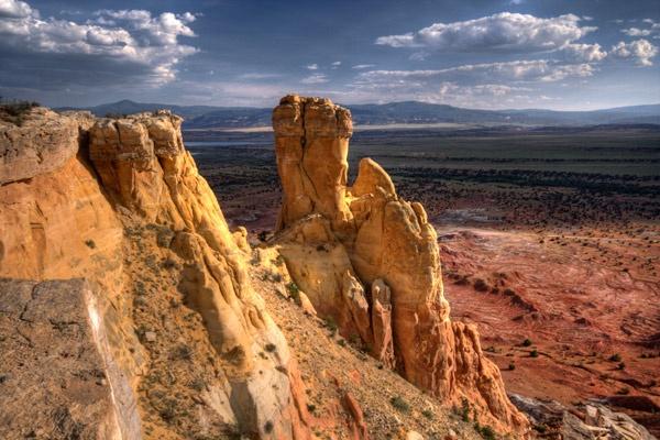 Chimney Rock by skoffs