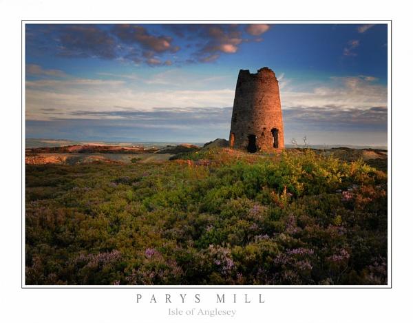Parys Mill by Alfoto