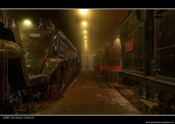 60007 Sir Nigel Gresley by Nick_w