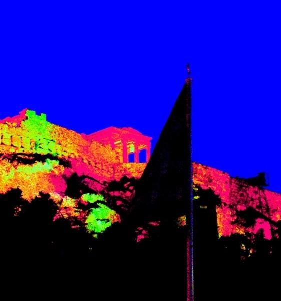 The Acropolis by J_O