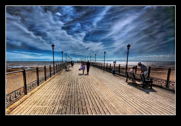 Pier Walk by paulfreeman