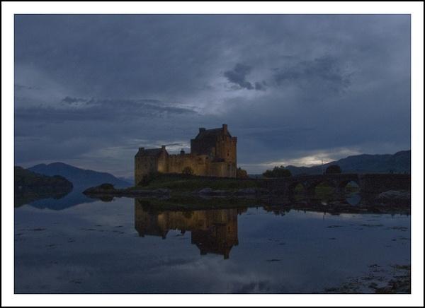 Eilean Donan Castle. by Footsore