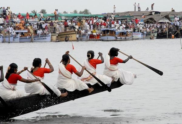 56th Nehru Cup Snake Boat Race by Sahyadri