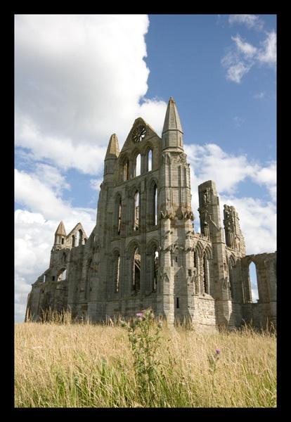 whitby abbey by dwarf