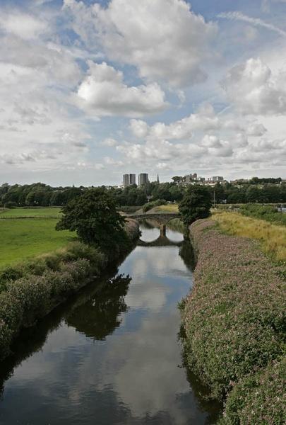 River Darwen by lancashirepictures