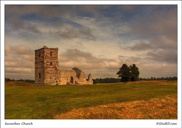 Knowlton Church by Stubill