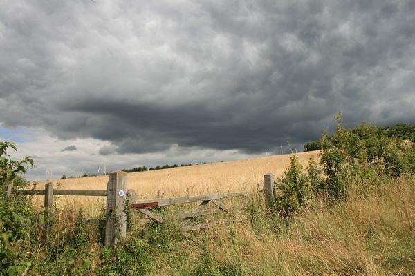 Ominous Clouds by Kevhan