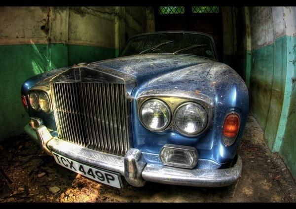 The old RollsRoyce by PeterK001