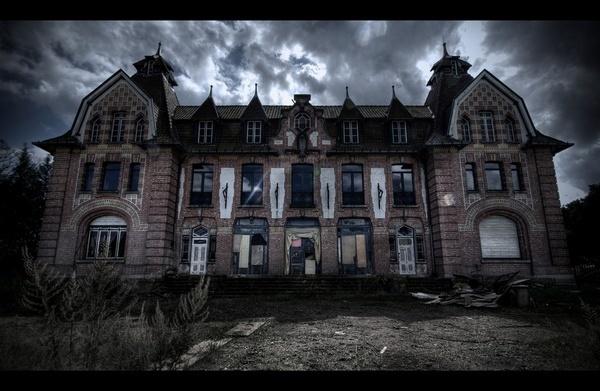 House of horror ! by PeterK001