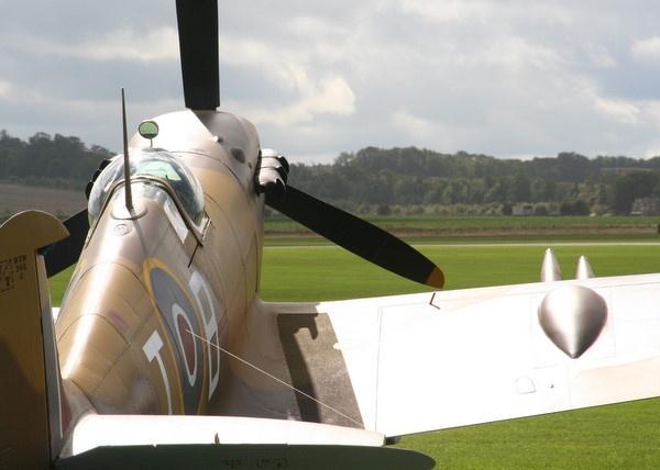 Spitfire @ 70 by jwatson