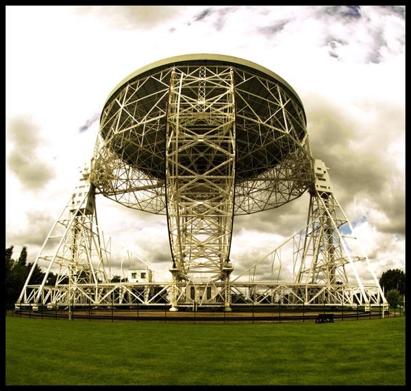 Lovell telescope by barry john