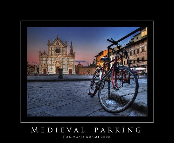 Medieval Parking by rusmi