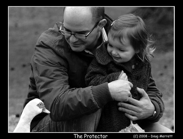 The Protector by sputnki