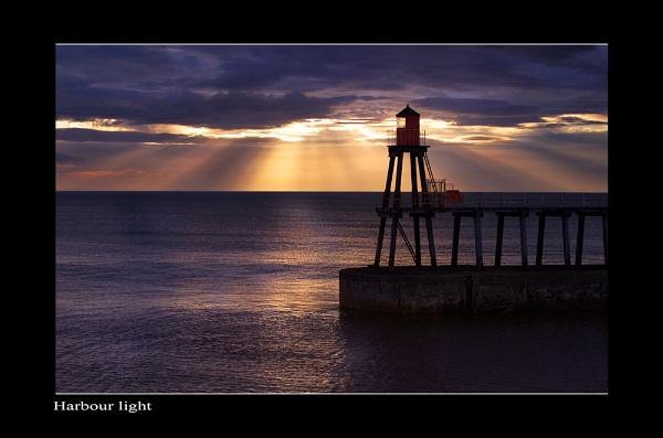 Harbour light by C_Daniels