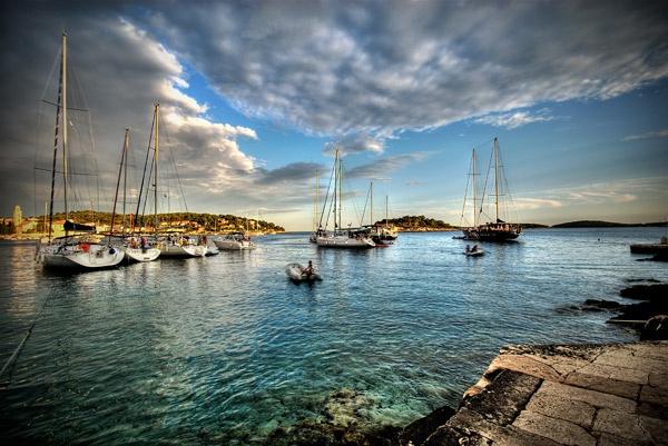 Yacht Club by Rowan_Mark