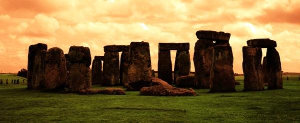 stonehenge by jitterbug