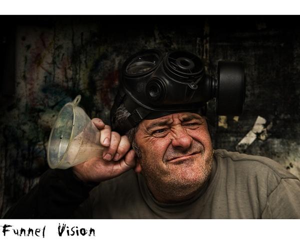 Funnel Vision by shortski