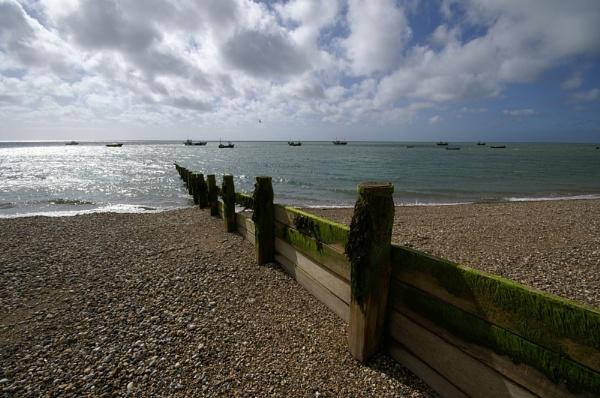 The Beach by jinstone