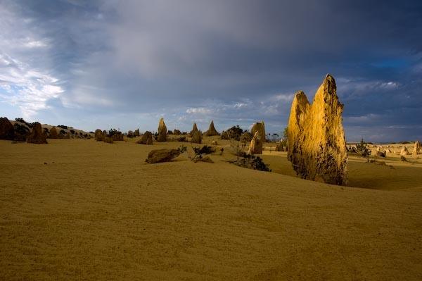 Pinnacles by bradders