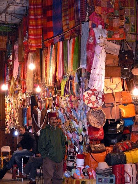 Marrakech - Souk by leo1664