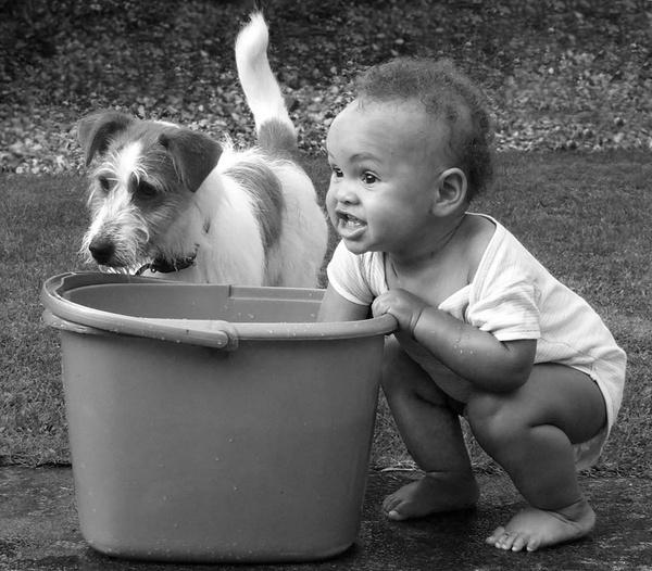Best friends by richard1963