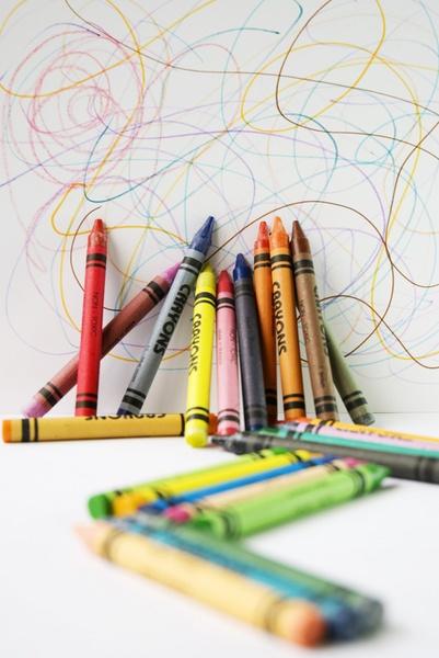 crayons by Alex_M