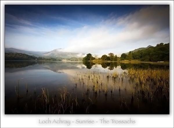 Loch Achray by Landlord