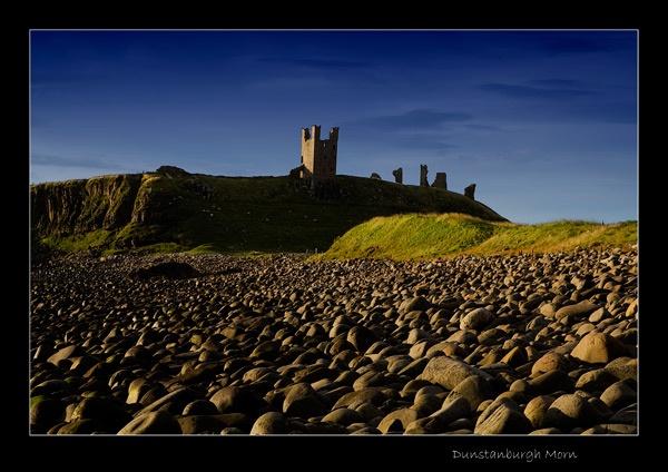 \'Dunstanburgh Dawn #1\' by limmy62