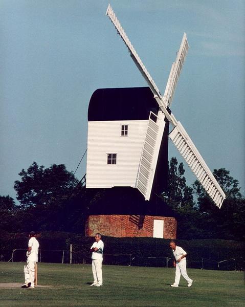 Village Cricket by cameraboy