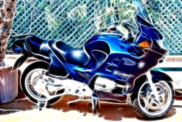My Bike by RonnieT