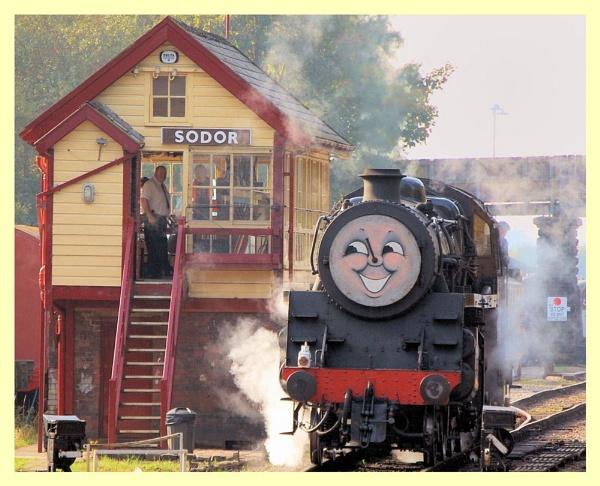 Steam by Stuart463
