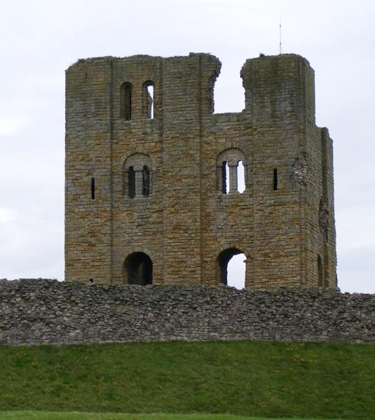 Castle Keep by MikeGosden