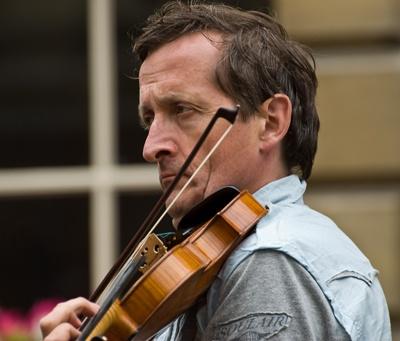 Fiddler by Clandestine