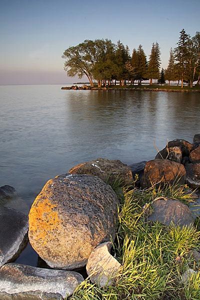 Lake Simco Sunset by coxy
