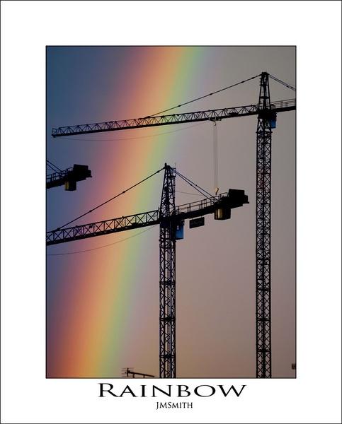 Rainbow in Barnsley by janehewitt