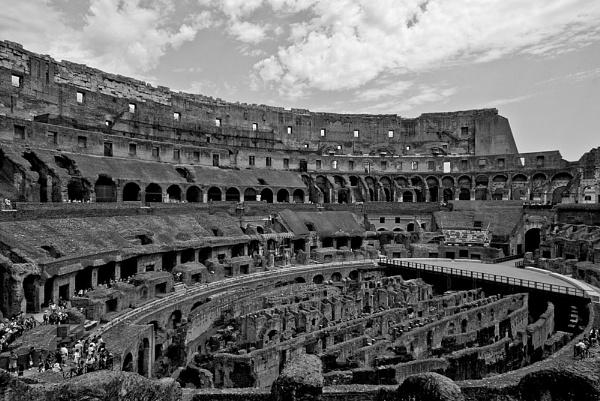 The Colosseum by Bryn_Jones