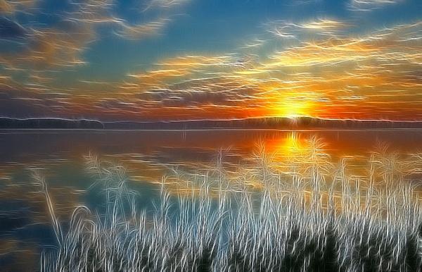 Sunrise by jaktis