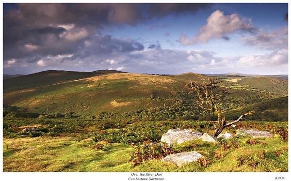 Combestone Dartmoor by paulsteds