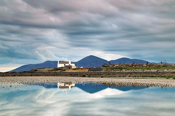 Mourne Reflections by mcsimeyb
